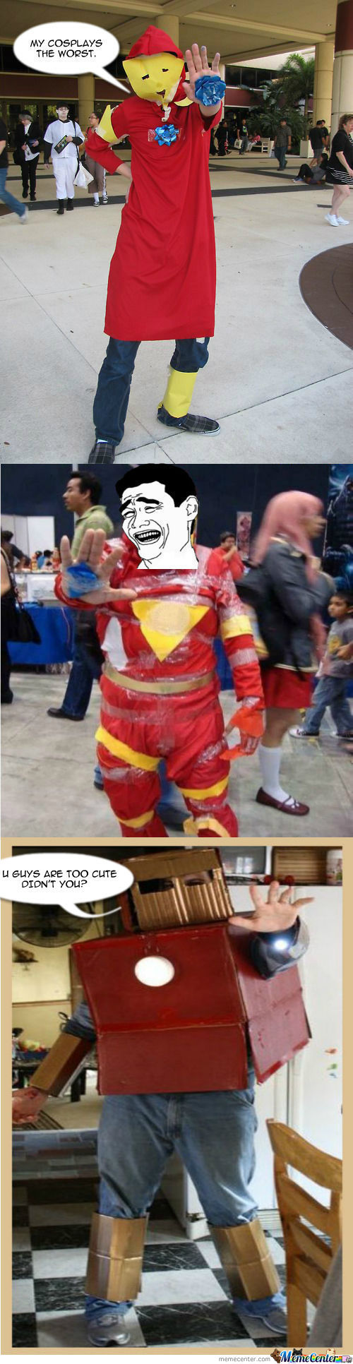 [RMX] [RMX] Greatest Iron Man Cosplay Ever