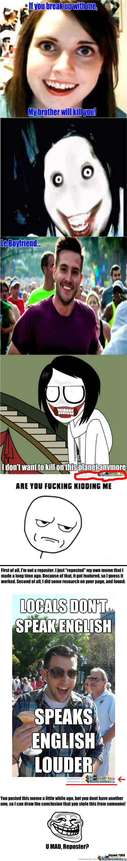[RMX] [RMX] I Don't Want To Kill On This Planet Anymore