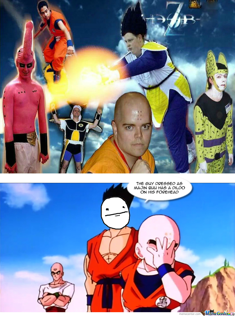 Rmx Rmx Masters Of Dbz Cosplay By Ebber Meme Center