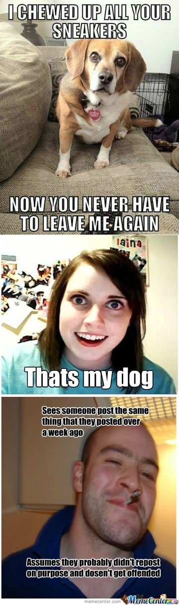 [RMX] [RMX] Overly Attached Dog