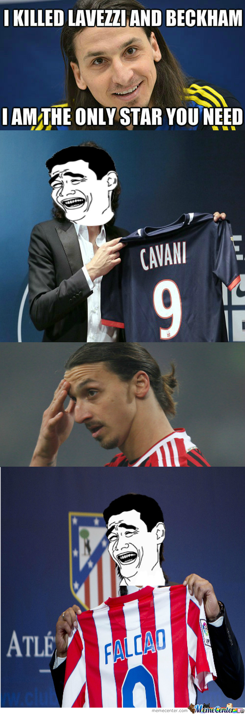 [RMX] [RMX] Overly Attached Ibrahimovic