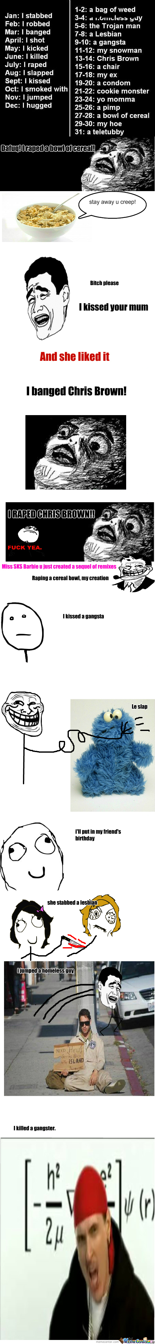 [RMX] [RMX] [RMX] [RMX] [RMX] [RMX] [RMX] [RMX] [RMX] [RMX] [RMX] I Robbed Cookie Monster How About You?