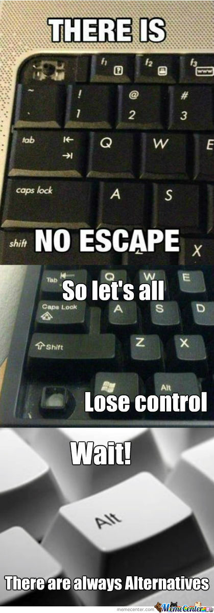 [RMX] [RMX] [RMX] There Is No Escape......