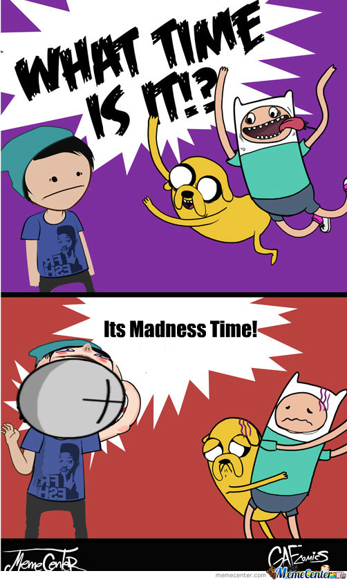 [RMX] [RMX] What Time Is It?