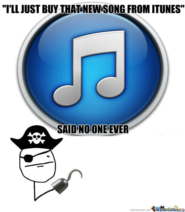 [RMX] Said No One Ever Itunes