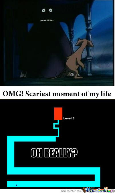 [RMX] Scariest Moment