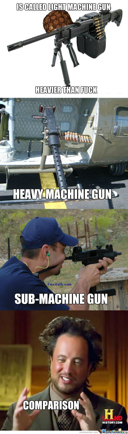 [RMX] Scumbag Light Machine Gun