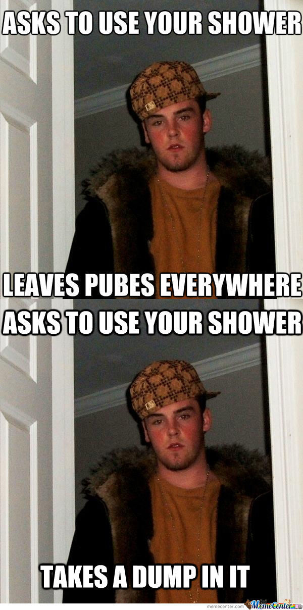[RMX] Scumbag Shower