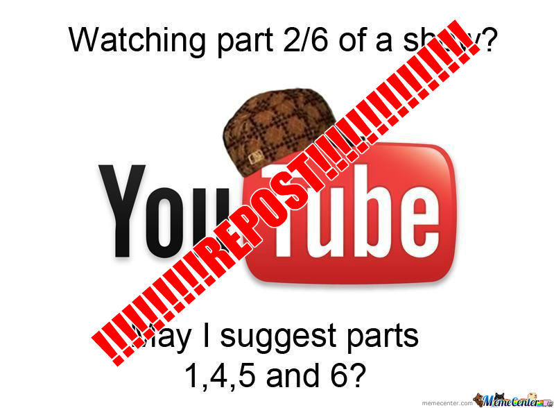 [RMX] Scumbag Youtube