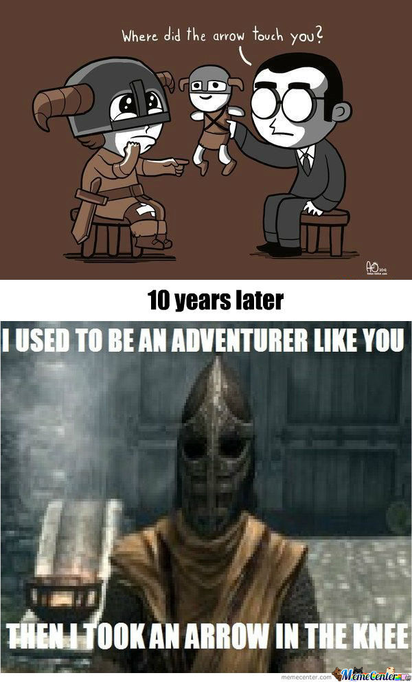 [RMX] Skyrim At Its Finest.