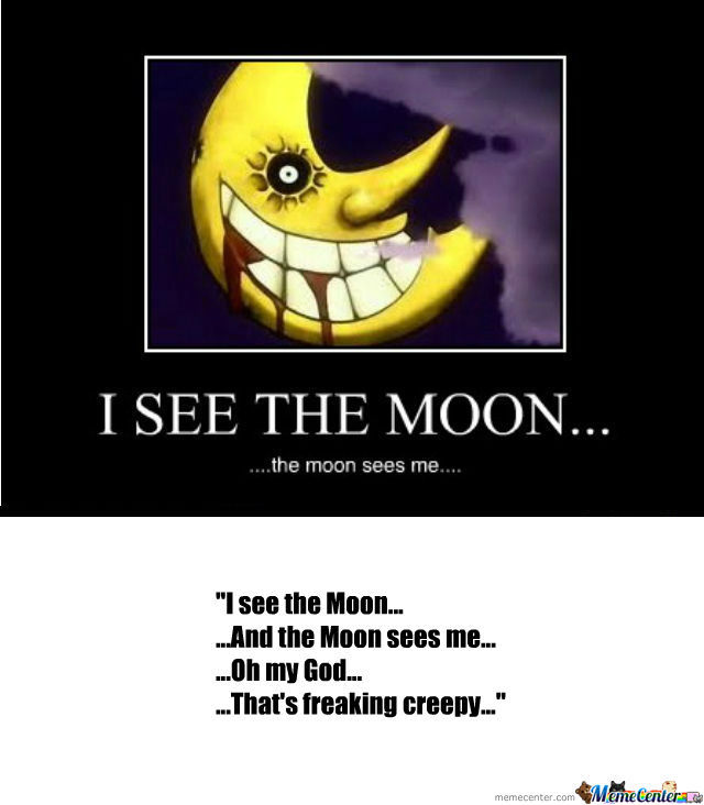 rmx  soul eater - i see the moon    by dracodias