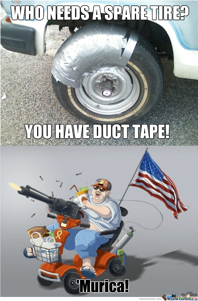 [RMX] Spare Tire, I Don't Need You!