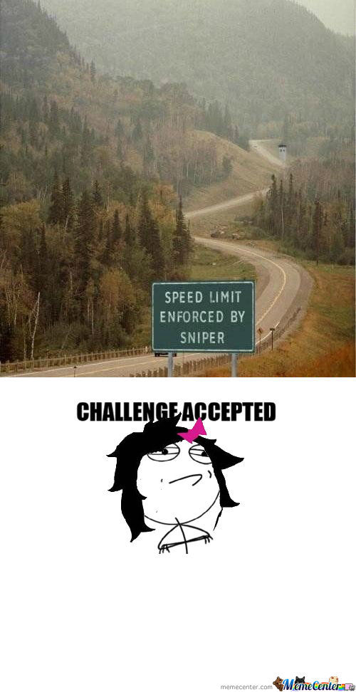 [RMX] Speed limit