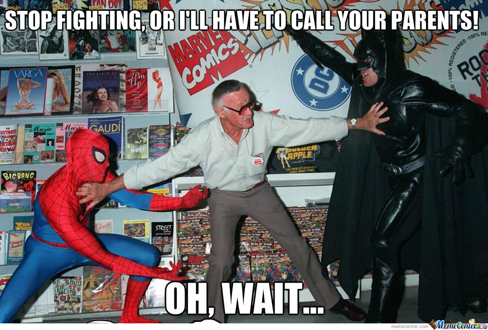 Stan Lee Was Such A Troll!