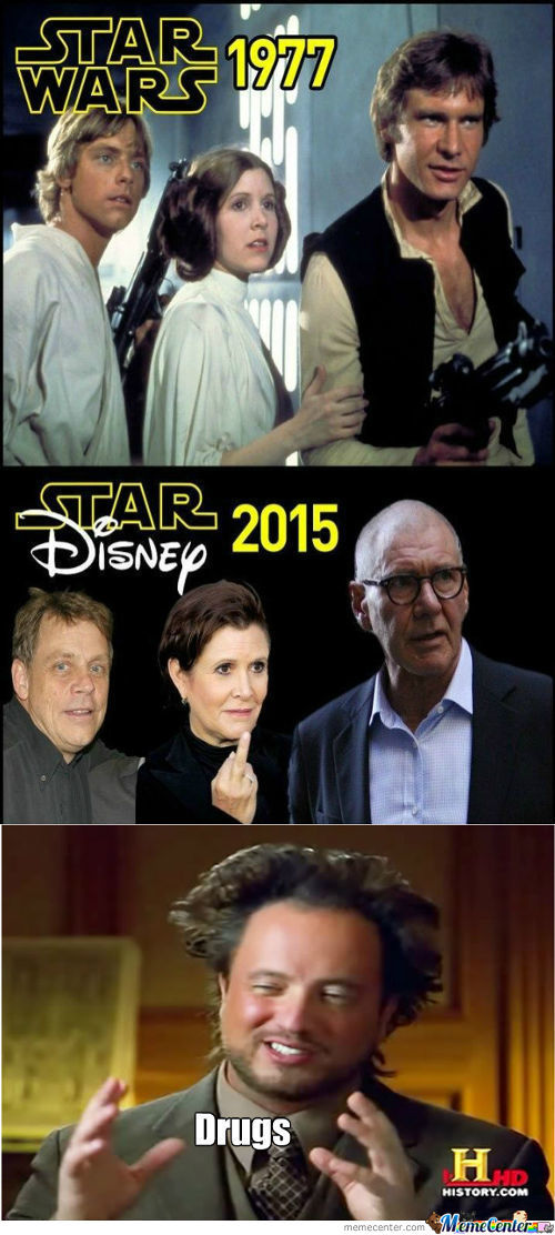 [RMX] Star Wars: Then And Now.