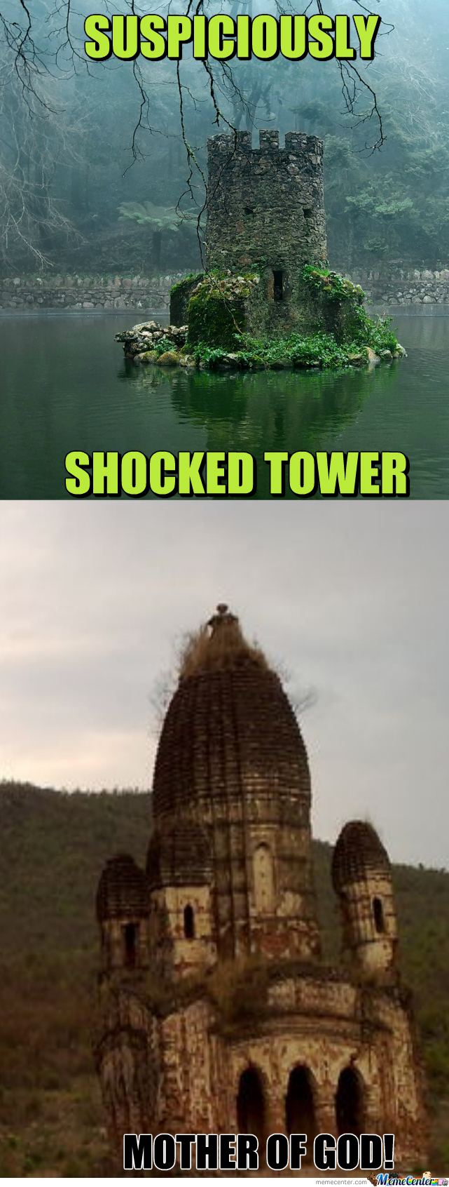 [RMX] Suspiciously Shocked Tower