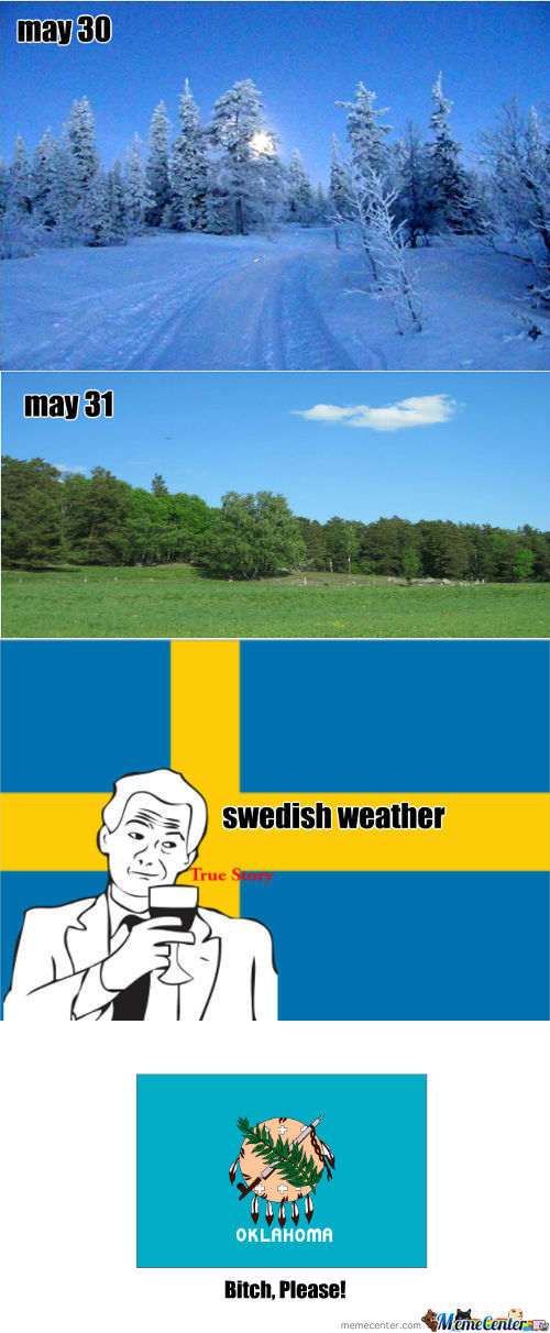 [RMX] Swedish Weather And Logic Have Never Been Friends