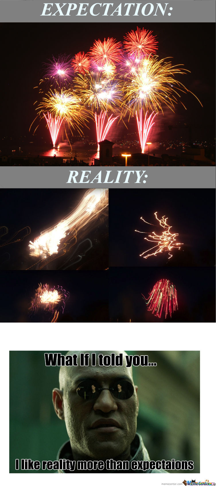 [RMX] Taking Picture Of Fireworks