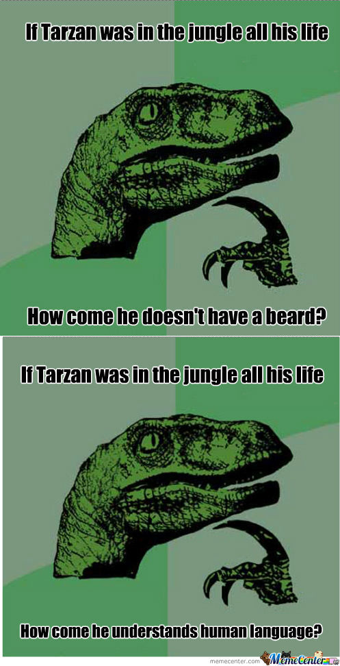 [RMX] Tarzan And Raptor