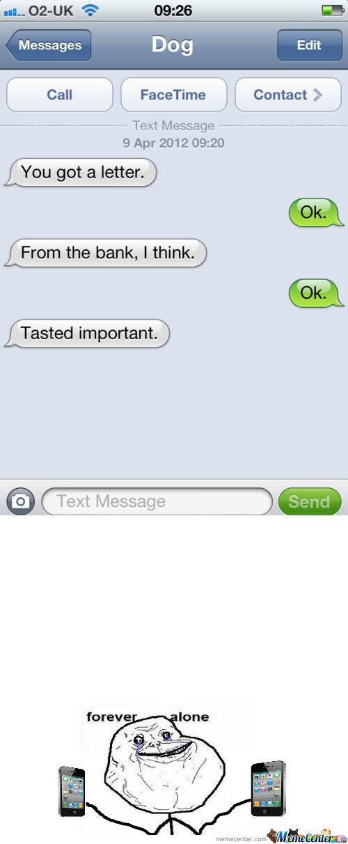 [RMX] Text From Dog