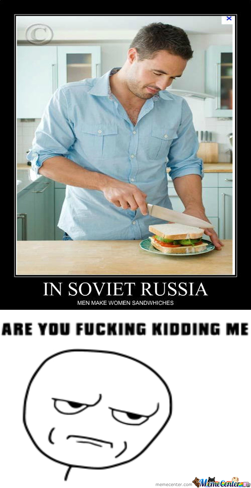 [RMX] Thats Why I Don't Live In Russia