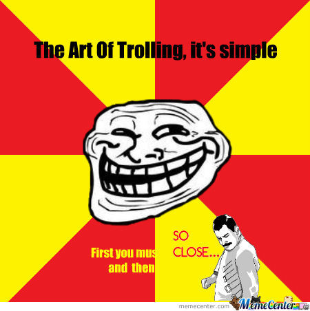 [RMX] The Art Of Trolling