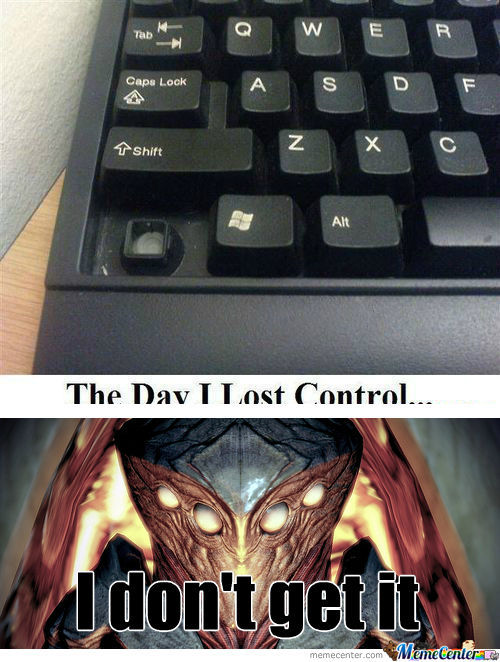 [RMX] The Day I Lost Control......