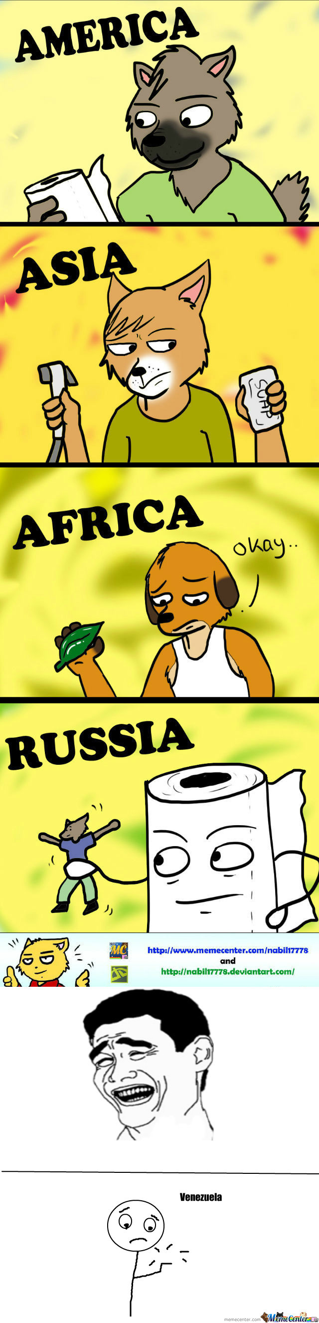[RMX] The Difference Of Toilets..