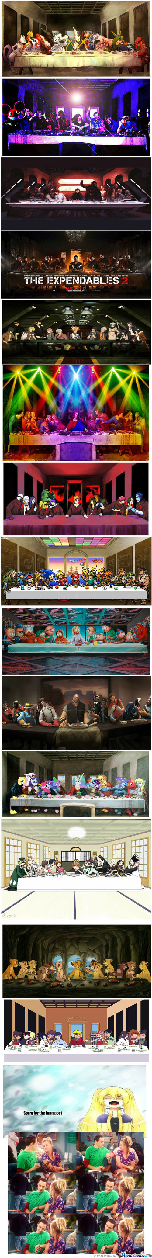 [RMX] The Last Suppers