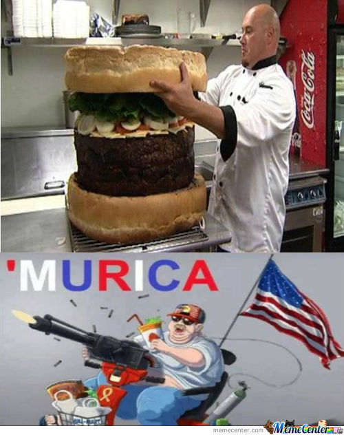 [RMX] The Most 'murican Meal In Existence
