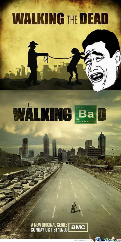[RMX] The Walking Dead : Your Doing It Wrong