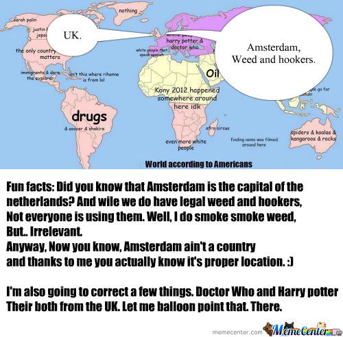 [RMX] The World According To Americans