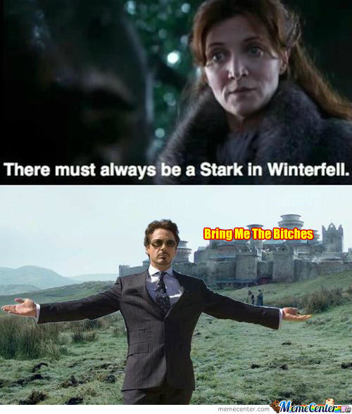 [RMX] There Must Always Be A Stark In Winterfell