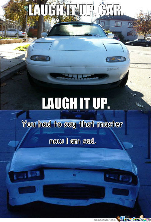 [RMX] This Car Is Laughing All Day Long