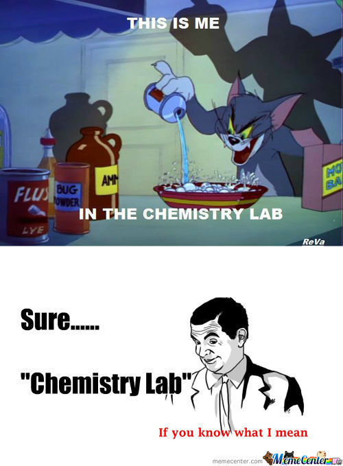 [RMX] This Is Me In The Chemistry Lab