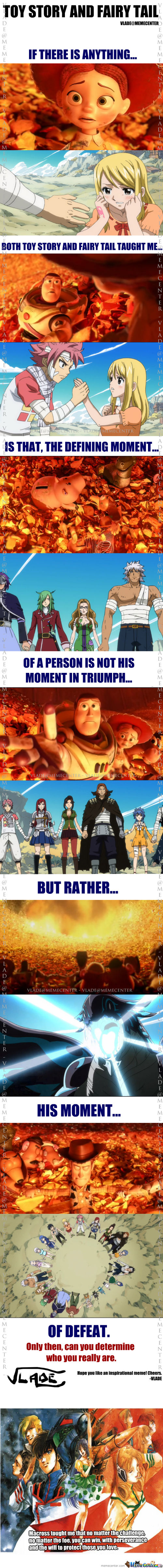 [RMX] Toy Story And Fairy Tail