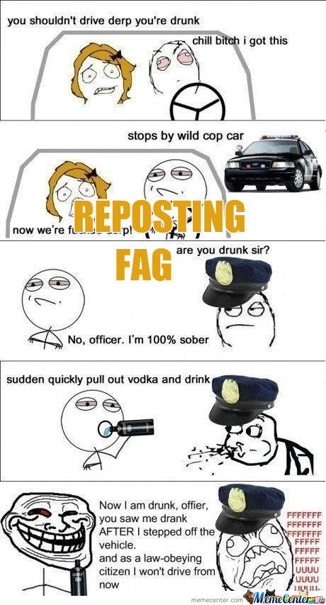 [RMX] Trolling The Officer - Like A Boss!