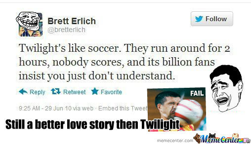 [RMX] Twilight's Like Soccer