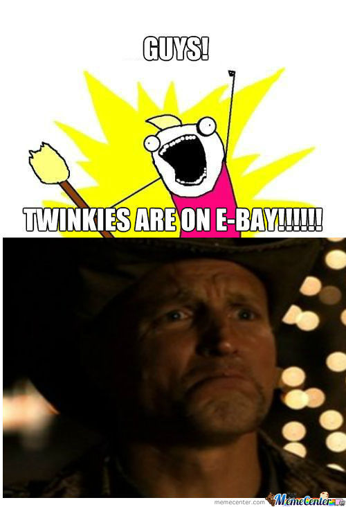 [RMX] Twinkies Are Back