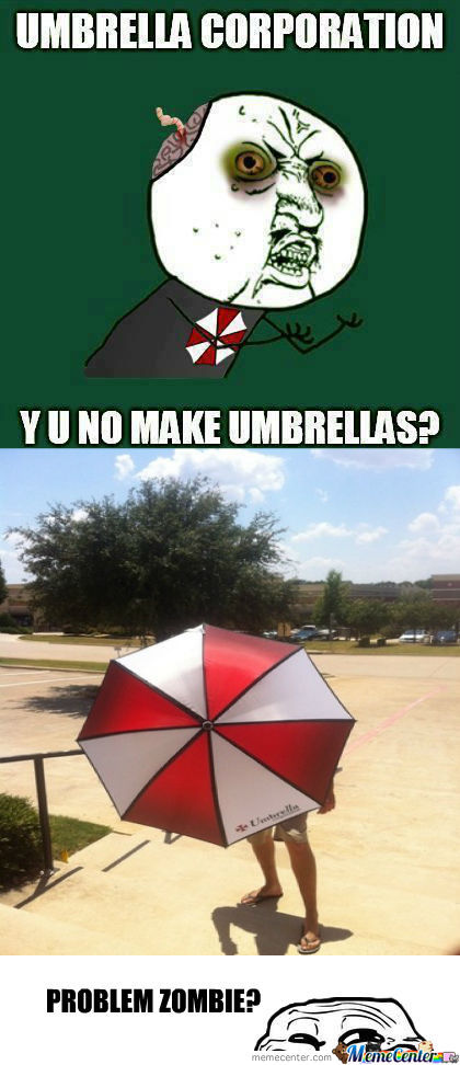 [RMX] umbrella corporation