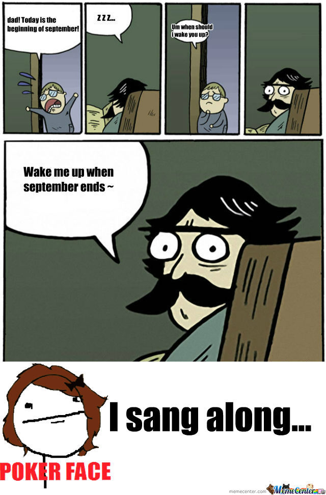 rmx wake me up when september ends green day