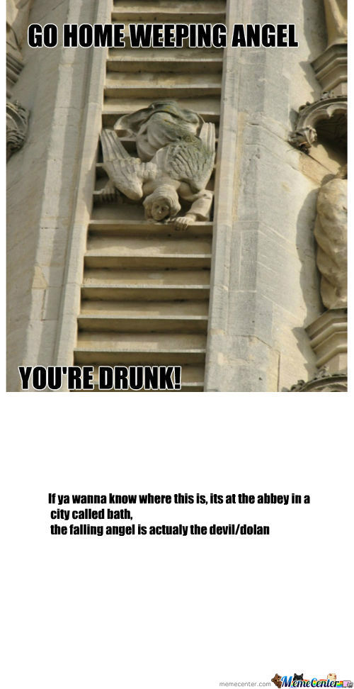 [RMX] Weeping Angel Is Drunk