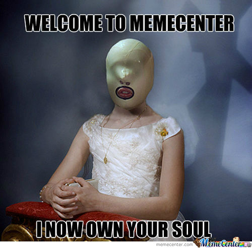 [RMX] Welcome To Memecenter