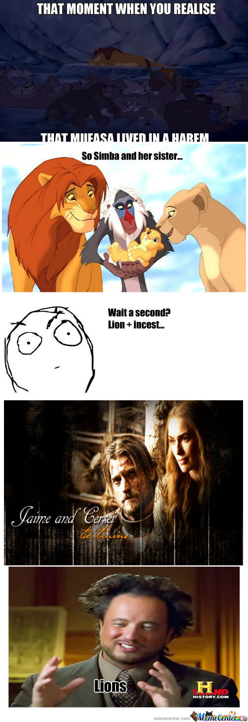 [RMX] Well, I Don't See Any Male Lion Around Except For Scar