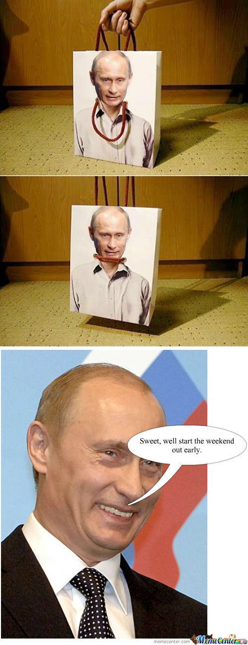 [RMX] Well Mister Putin Its Time To Leave I Guess