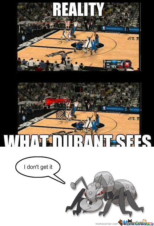 [RMX] What Durant Sees