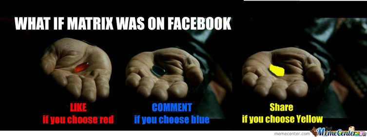 [RMX] What If Matrix Was On Facebook
