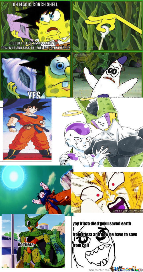 [RMX] What Went Down Between Goku And Frieza