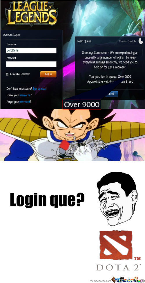 [RMX] What's The Scouter Say About The Login Queue?