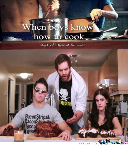 [RMX] When Boys Know How To Cook